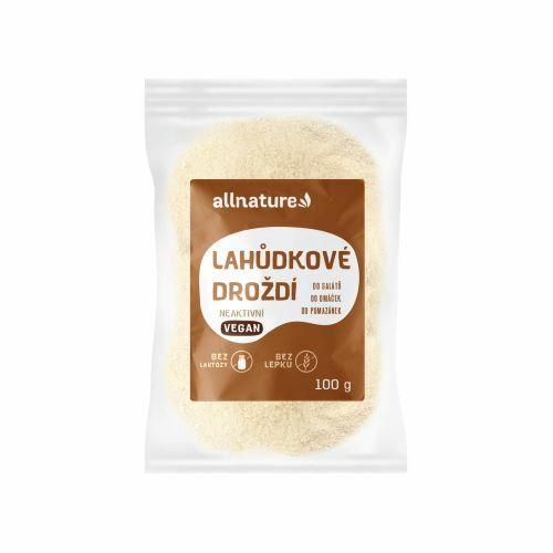 Zobrazit detail výrobku Allnature Lahůdkové droždí neaktivní 100 g