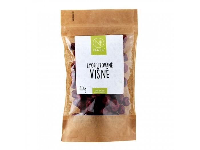 Zobrazit detail výrobku Natu Lyofilizované višně 45 g