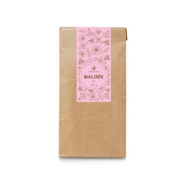 Zobrazit detail výrobku Allnature Čaj Maliník list 250 g