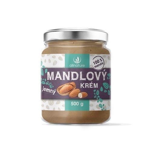 Zobrazit detail výrobku Allnature Mandlové máslo 500 g