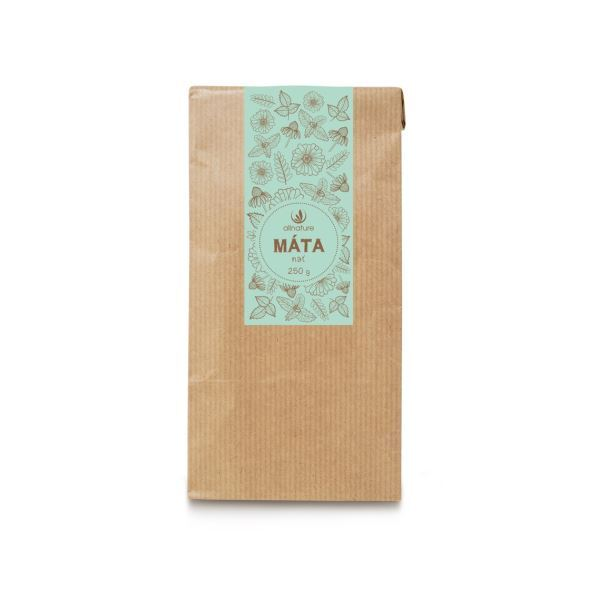 Zobrazit detail výrobku Allnature Čaj Máta 250 g