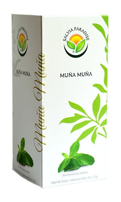 Zobrazit detail výrobku Salvia Paradise Muňa muňa n. s. 20 x 1.5 g