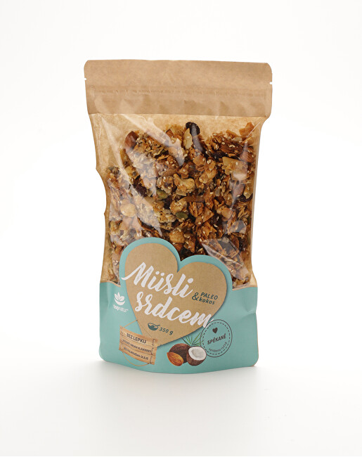 Müsli Paleo & Kokos 350 g