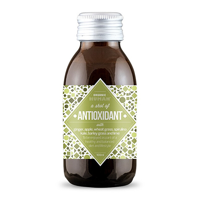 Zobrazit detail výrobku Organic Human Antioxidant shot BIO 100 ml