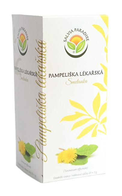 Zobrazit detail výrobku Salvia Paradise Pampeliška lékařská  n. s. 20 x 3 g