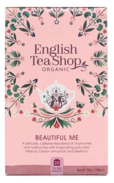 Zobrazit detail výrobku English Tea Shop Pro krásu BIO 20 sáčků
