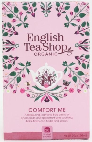 Zobrazit detail výrobku English Tea Shop Utěš mě BIO 20 sáčků