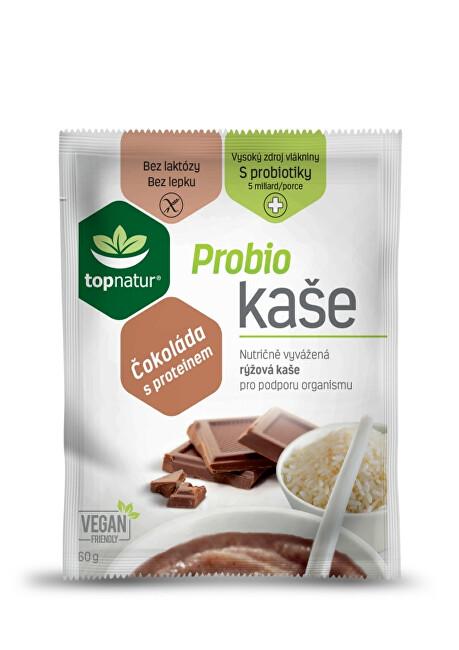 Zobrazit detail výrobku Topnatur Probio kaše čokoláda s proteinem 25 x 60 g