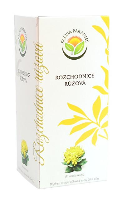 Zobrazit detail výrobku Salvia Paradise Rozchodnice - Rhodiola n. s. 20 x 1.5 g