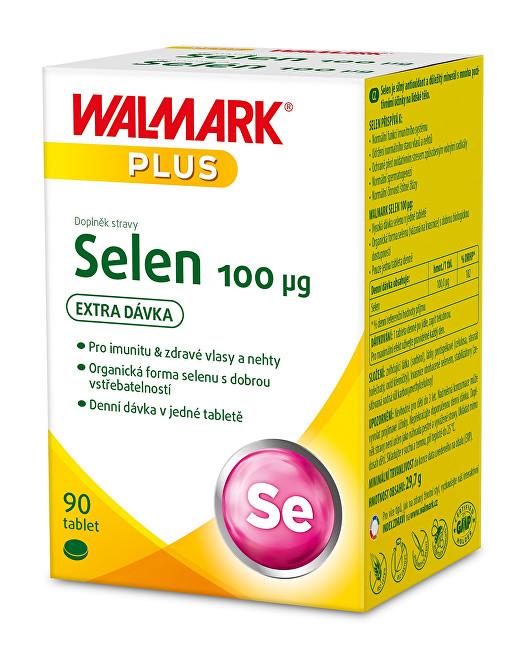Zobrazit detail výrobku Walmark Selen 100mcg 90 tablet