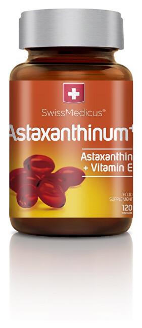 Zobrazit detail výrobku Herbamedicus SwissMedicus Astaxanthinum+ 120 tob.