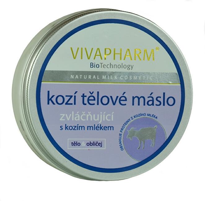 Zobrazit detail výrobku Vivapharm Tělové máslo s kozím mlékem 200 ml