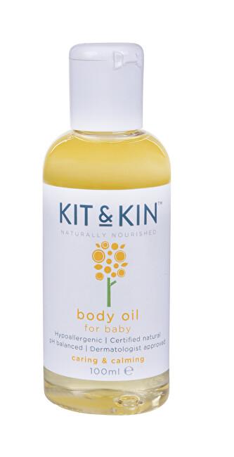 Zobrazit detail výrobku Kit & Kin Tělový olej 100 ml