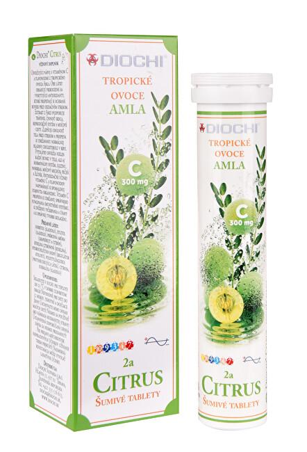 Zobrazit detail výrobku Diochi Vitamín Citrus šumivé tablety 20 tablet