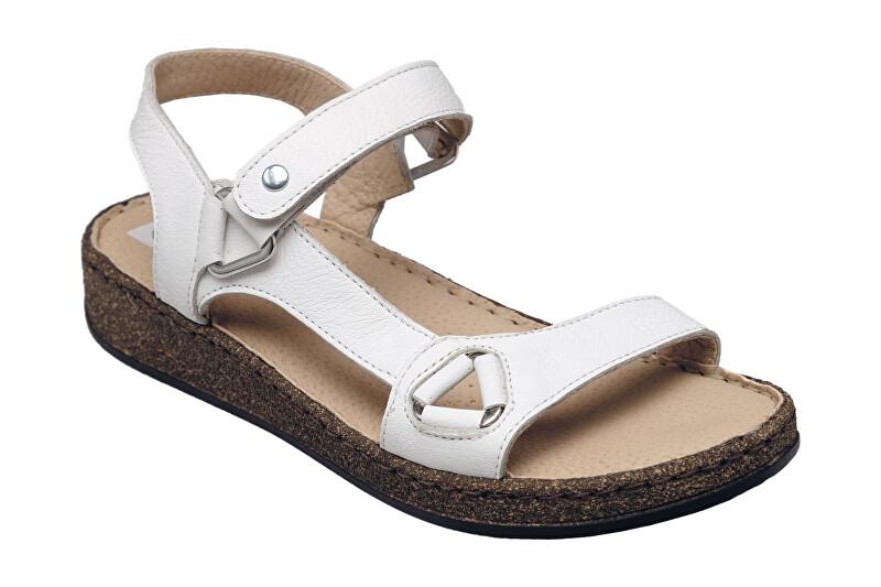 Zobrazit detail výrobku SANTÉ Zdravotní obuv dámská LI/35871 bílá 38