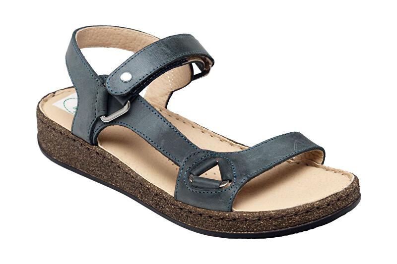 Zobrazit detail výrobku SANTÉ Zdravotní obuv dámská LI/35871 JEANS 38