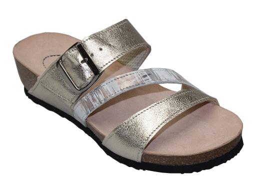 Zobrazit detail výrobku SANTÉ Zdravotní obuv dámská N/101/2/10C METAL 37