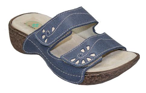 Zobrazit detail výrobku SANTÉ Zdravotní obuv dámská N/109/4/86 modrá 37