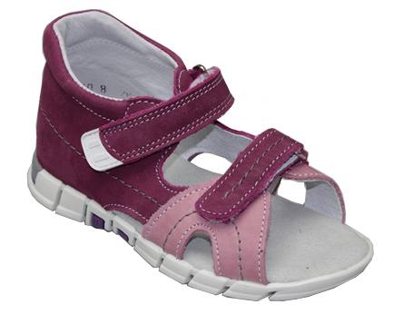 Zobrazit detail výrobku SANTÉ Zdravotní obuv dětská N/950/803/74/73 fialová 34