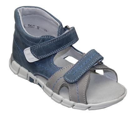 Zobrazit detail výrobku SANTÉ Zdravotní obuv dětská N/950/803/84/13 modrá 34