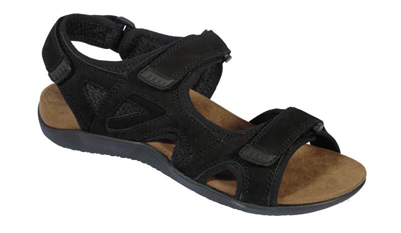 Scholl Zdravotní obuv unisex SPINNER černé 37