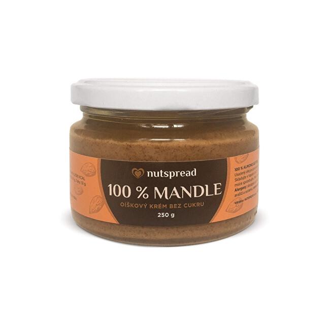 Zobrazit detail výrobku Nutspread 100% Mandlový krém 250 g