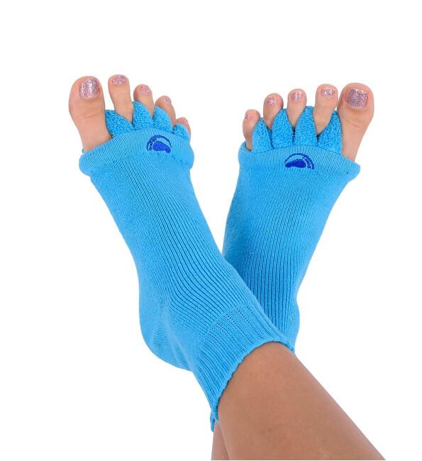 Zobrazit detail výrobku Happy Feet HF04 Adjustační ponožky Blue