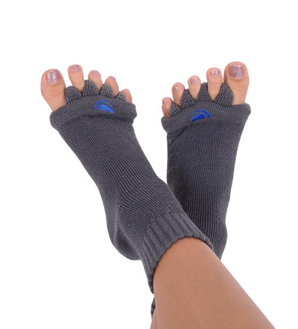 Zobrazit detail výrobku Happy Feet HF08 Adjustační ponožky Charcoal