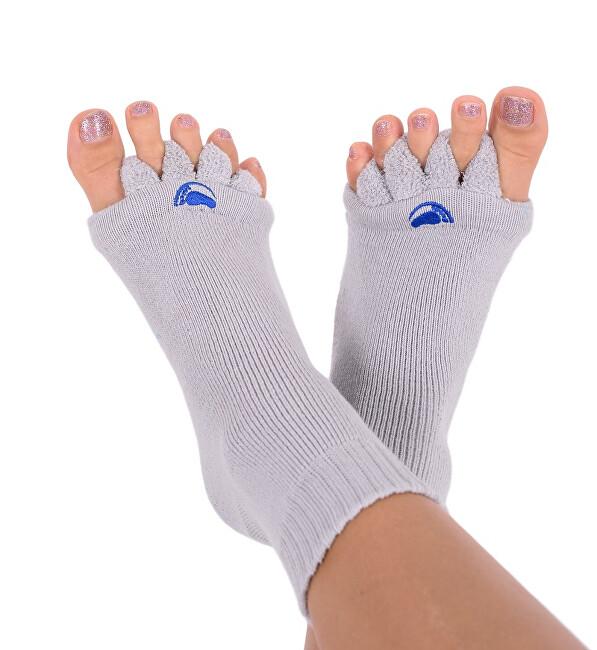 Zobrazit detail výrobku Happy Feet HF07 Adjustační ponožky Grey