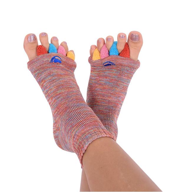 Zobrazit detail výrobku Happy Feet HF02 Adjustační ponožky Multicolor