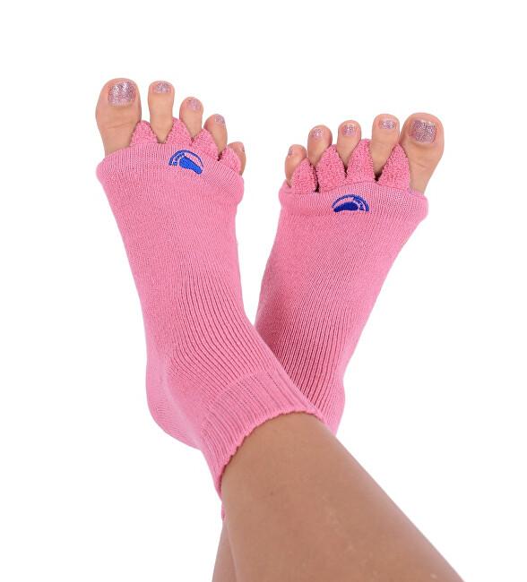Zobrazit detail výrobku Happy Feet HF05 Adjustační ponožky Pink