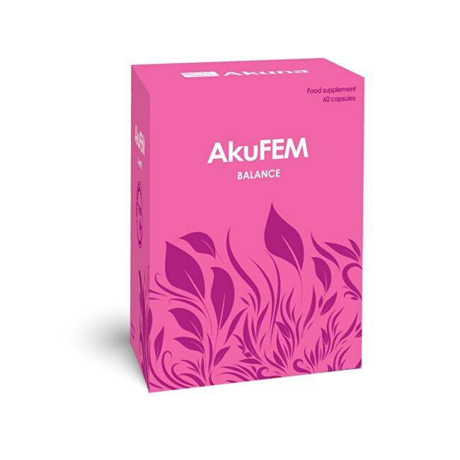 Zobrazit detail výrobku Akuna AkuFEM BALANCE 60 kapslí