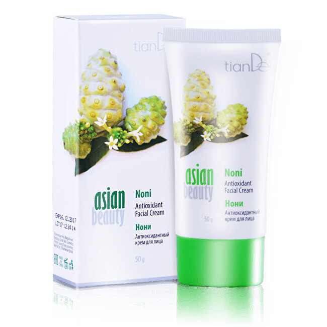 tianDe Asian Beauty - krém NONI 50 g