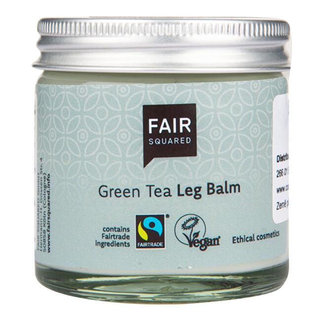 Zobrazit detail výrobku FAIR SQUARED Balzám na nohy zelený čaj 50 ml ZWP
