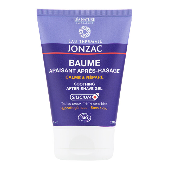 Jonzac BIO Men balzám- gel po holení 50 ml