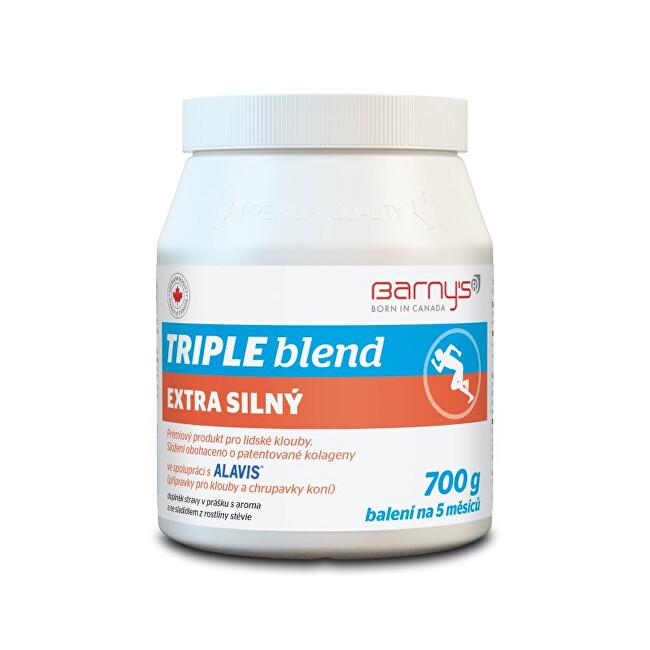 Zobrazit detail výrobku Barny´s Triple Blend Extra Silný 700 g
