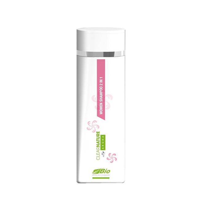 Zobrazit detail výrobku Akuna BIO Dámský vlasový a tělový šampon 200 ml