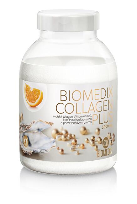 Zobrazit detail výrobku Biomedix Biomedix Kolagen Plus 400 g - pomeranč