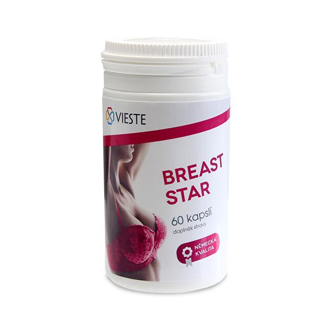 Zobrazit detail výrobku Vieste Breast Star 60 kapslí