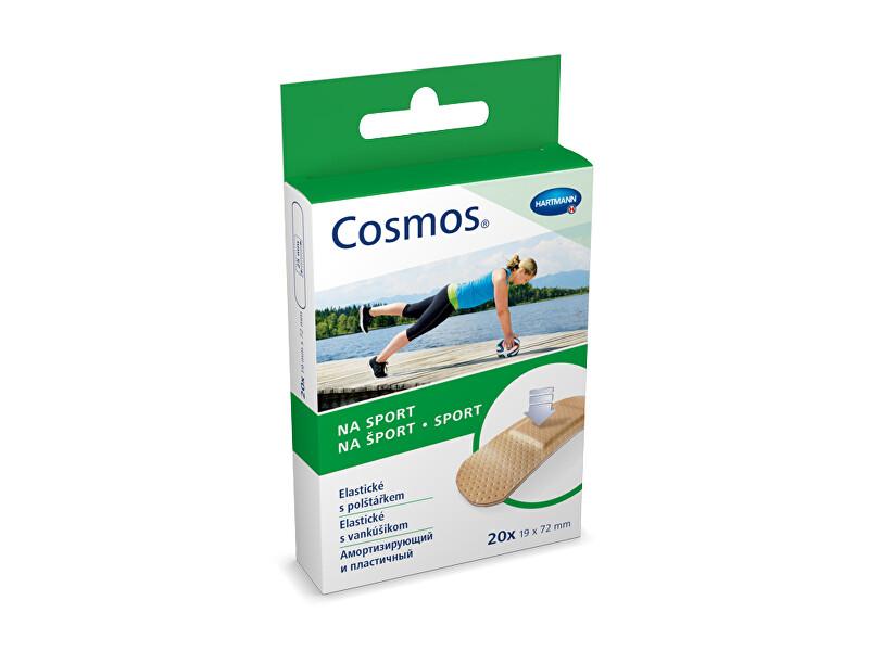 Zobrazit detail výrobku Cosmos rychloobvaz Sport strips 20 ks