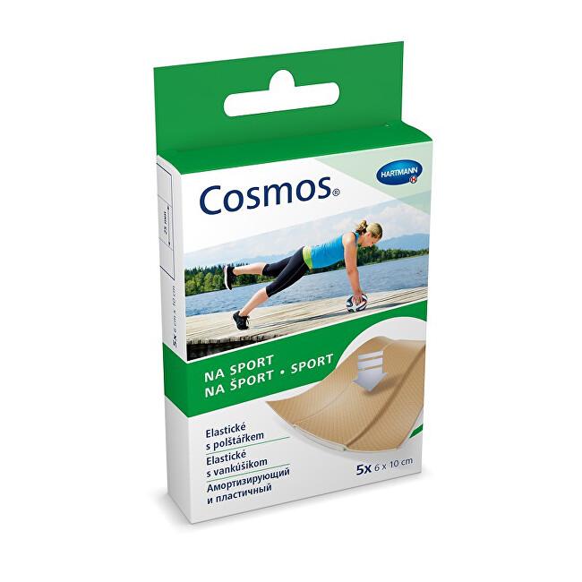 Zobrazit detail výrobku Cosmos Cosmos náplasti na sport 5 ks
