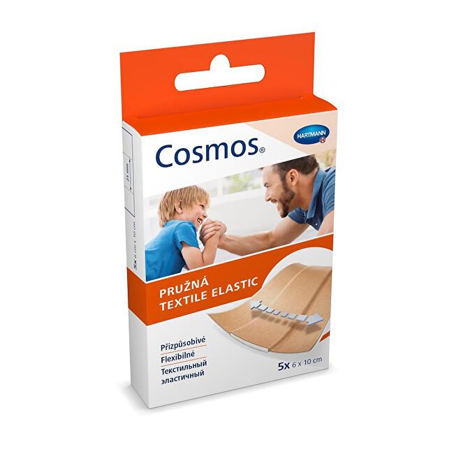Zobrazit detail výrobku Cosmos Cosmos Pružná náplast 5 ks