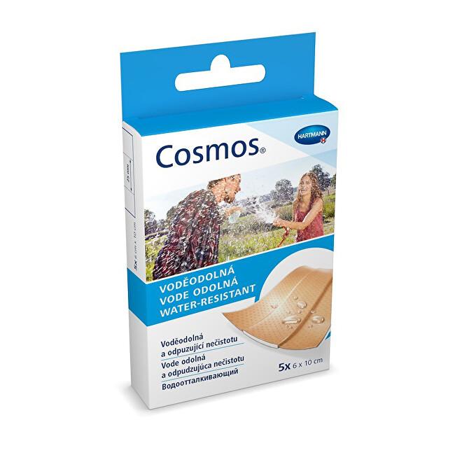 Zobrazit detail výrobku Cosmos Cosmos Voděodolná náplast 5 velikostí 20 ks