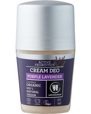 Zobrazit detail výrobku Urtekram Deodorant roll on krémový levandule BIO 50ml