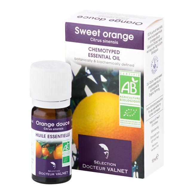 Zobrazit detail výrobku Docteur Valnet Éterický olej pomeranč 10 ml BIO