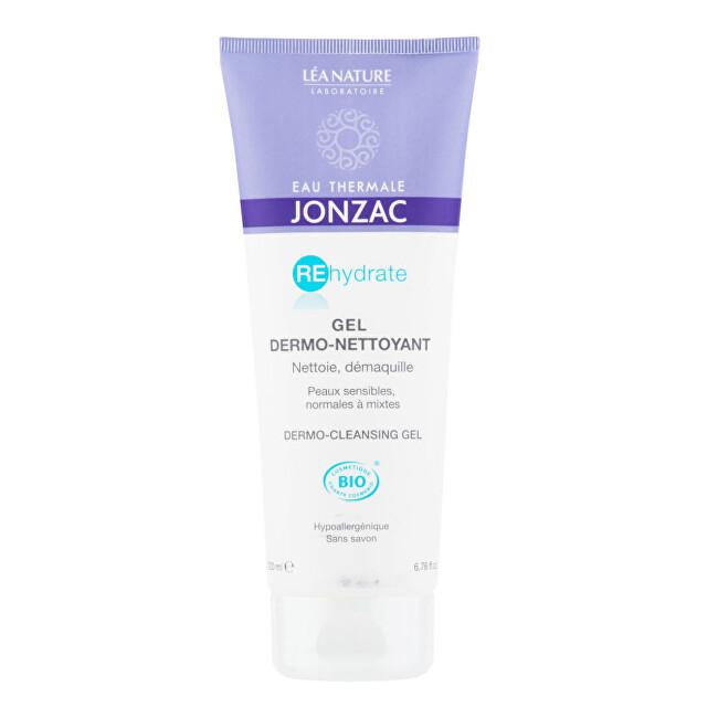 Zobrazit detail výrobku JONZAC Gel dermo-čisticí REHYDRATE BIO 200 ml