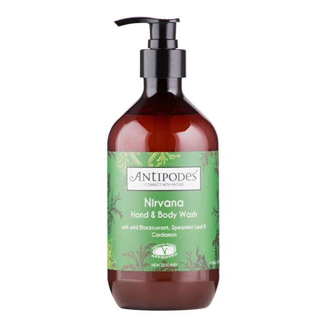 Zobrazit detail výrobku Antipodes Nirvana mycí gel na ruce & tělo 500 ml