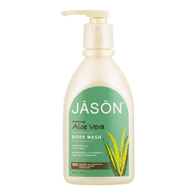 JASON Gel sprchový aloe vera 887 ml