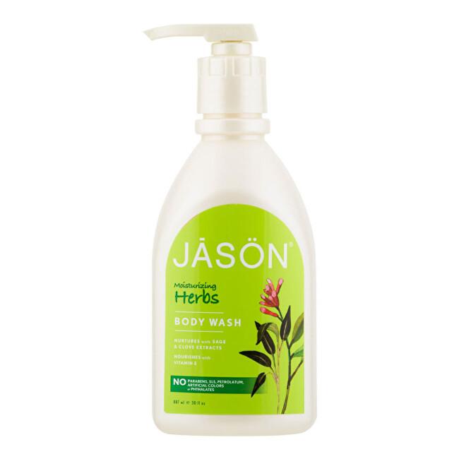 Zobrazit detail výrobku JASON Gel sprchový byliny 887 ml