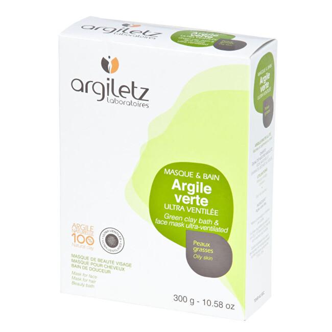 Zobrazit detail výrobku Argiletz Jíl zelený ultra ventilovaný 300 g